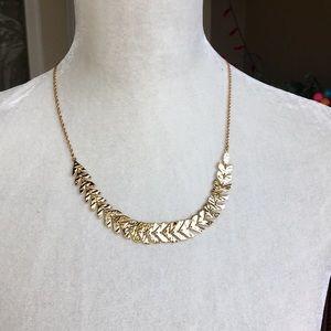 2650cf4915206 Kate Spade A New Leaf Slider Necklace NWT